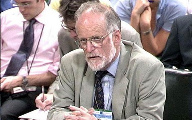 Dr. David Kelly