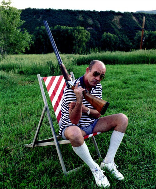Hunter S. Thompson 2
